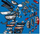 Image representant les sous-catégories de VISIBILITE